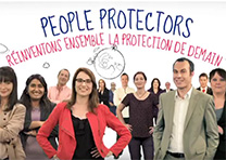 Réalisation films institutionnels AXA People Protector