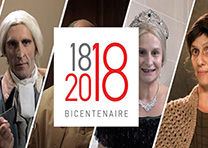 Création - Réalisation WebSérie Bicentenaire des Caisses d'Epargne