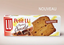 Publicité TV Biscuits Lu - Trucages & FX