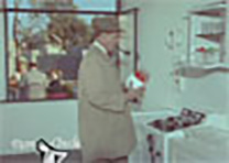 FX sur restauration film « Mon oncle » (Jacques Tati – 1958)