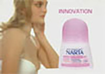 FX sur publicité Narta