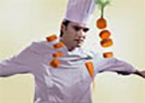 FX générique émission «Oui Chef» (M6)