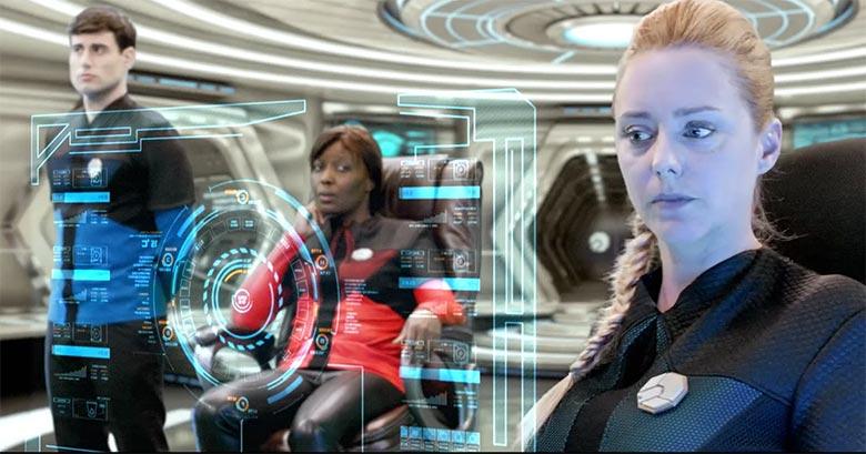 Création / Réalisation Film ambiance Science Fiction pour FNCE
