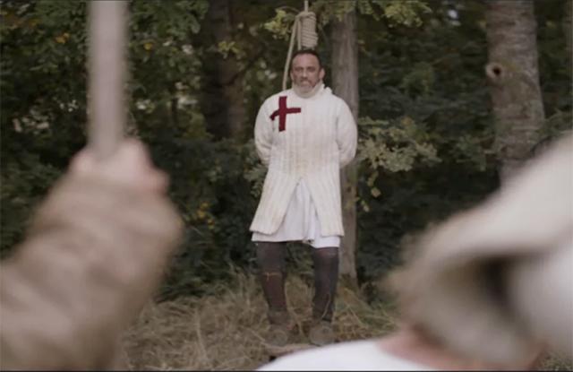 Réalisation scènes de fictions du docufiction «La Bataille Oubliée»
